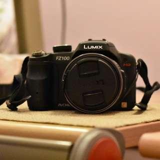 Lumix Camera FZ100