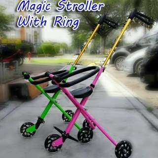Magic Stroller With Ring