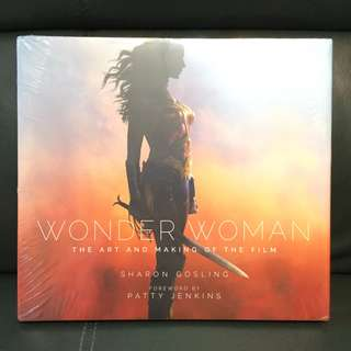 Wonder Woman : The Art and Making of the Film DC Comics 神奇女俠