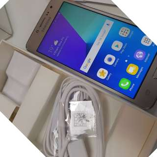95% new Samsung Galaxy Grand Prime Plus Dual 8GB 4G LTE Gold