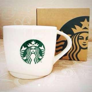 (全新)Starbucks 星巴克馬克杯 完整包裝
