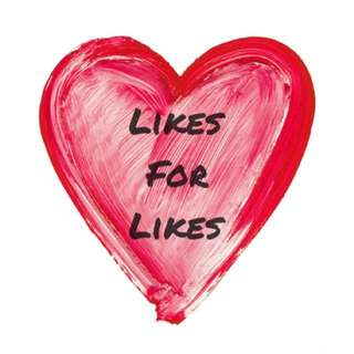 Likes for likes - L4L