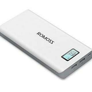 Romoss 20000mah power bank