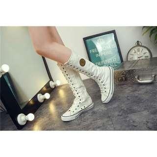 少女時代oh!同款長筒鞋