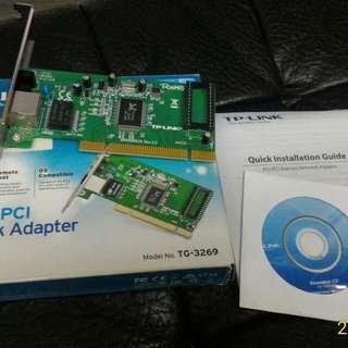 Tp-link GIGA PCI Lan card