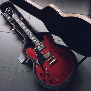 Left Handed Gibson ES335