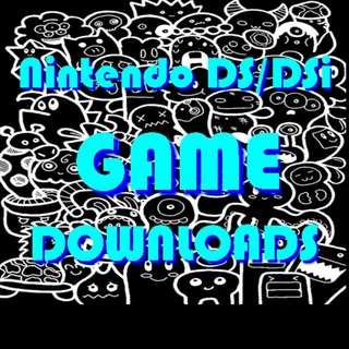 Nintendo DS/DSi Game & Downloads