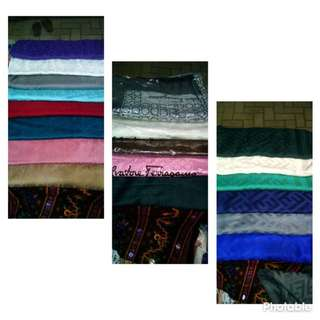 ASSORTED SCARF