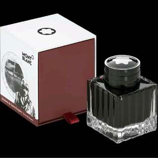 Mont Blanc Limited edition Antoine Author of little prince Bottle ink 75ml Brand New In Box Authentic