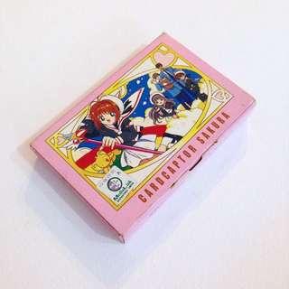 絕版百變小櫻Magic咭 撲克牌 ( 珍藏 90s - 00 Clamp Cardcaptor Sakura Poker Comic Fans / カードキャプターさくら / 庫洛魔法使 )