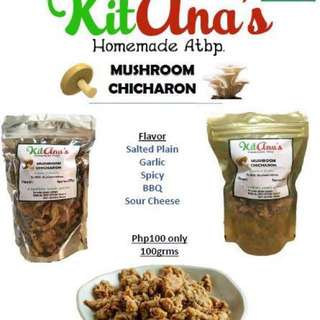 Mushroom Chicharon
