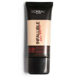 Share in Jar - Loreal Pro Matte Foundation