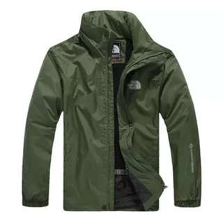 The North Face Water Resistant Jacket/Windbreaker.