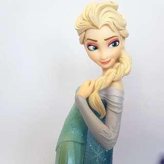 Disney Frozen Elsa Figure 迪士尼冰雪奇緣 Elsa 模型公仔玩具