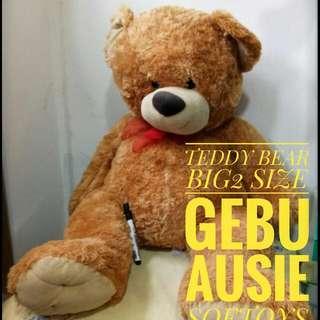 PRELOVED/ BUNDLE ITEM BIG SIZE TEDDY BEAR