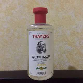 Thayers Witch Hazel Astringent Lemon