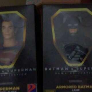petron Batman and Superman