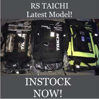 INSTOCK!! NEW MODEL *Without LED* RS TAICHI BACKPACK RSB274