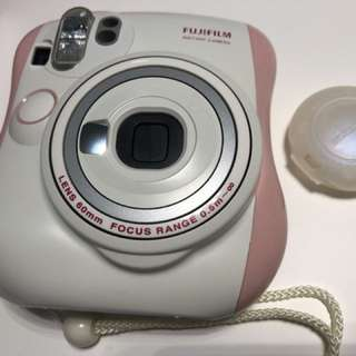 Fujifilm Instax mini 25 - 粉紅色即影即有相機