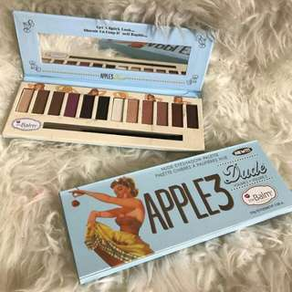 Eyeshadow Apple3 The Balm