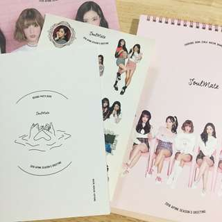 APINK 2018 season greeting