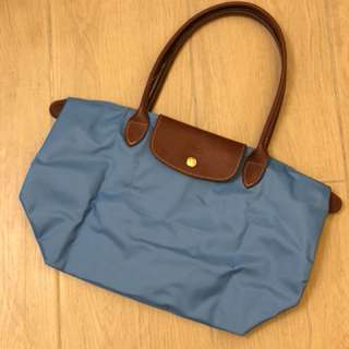 Longchamp le pliage small shopping bag nylon