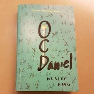 OCDaniel by Wesley King
