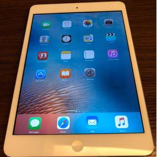 iPad Mini 16GB WiFi (1st Generation)