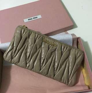 Authentic Miu Miu purse