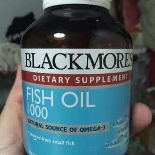 BLACKMORES Fish Oil (1000mg)