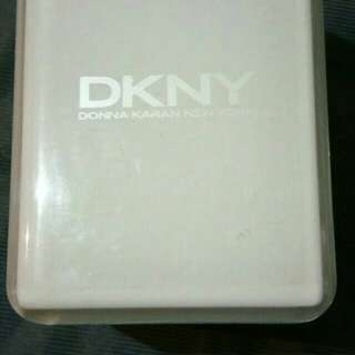 Authentic DKNY nice red watch limited