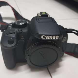 Canon 650D (body only)
