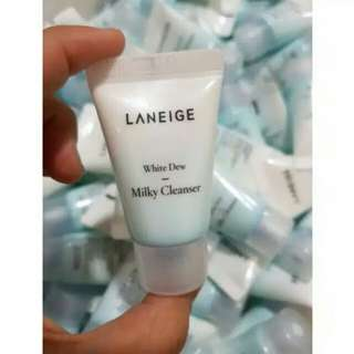 LANEIGE MILKY CLEANSER MINI ISI 10ML
