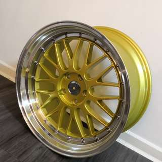 19 inch BBS LM style