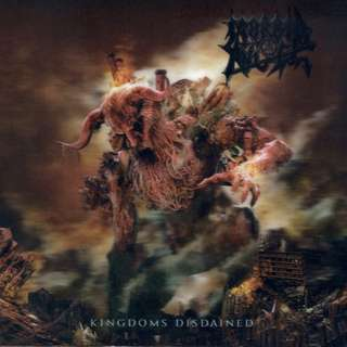 Morbid Angel – Kingdoms Disdained CD Digipak Lenticular Limited Edn