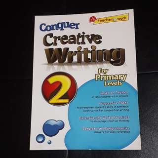 Conquer Creative Writing Primary 2