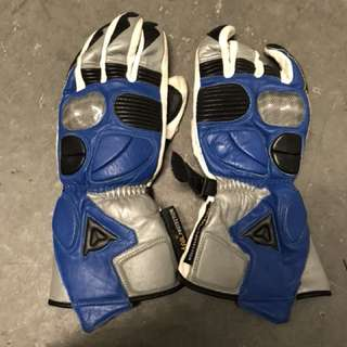 Dainese Motorcycle Gloves Small