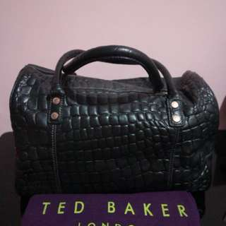 Ted Baker Crocory - croc leather bag