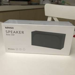 Miniso Portable Wireless Speaker