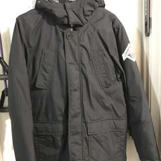 Roots winter jacket small