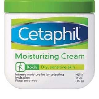 Cetaphill cream