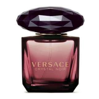 Versace Crystal Noir Eau De Toilette Natural Spray 30ml