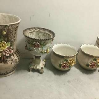 Italian porcelain for sale!