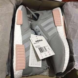 Adidas NMD R1 Salmon Pink Grey