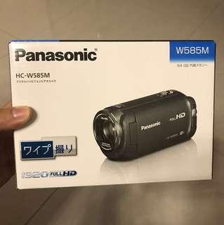 Panasonic 手提攝錄機 HC-W585M