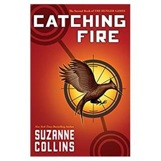 Catching Fire (Hunger Games Trilogy, Book 2) BY Suzanne Collins