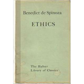 """Ethics: Preceded by """"On the Improvement of the Understanding"""" (Hafner Library of Classics) BY Benedict de Spinoza (Author), James Gutmann"""