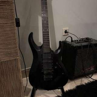 Gitar Listrik Xcort EVL X4