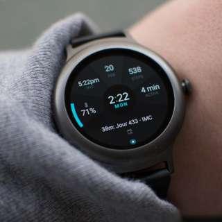 LG Watch Style BNIB