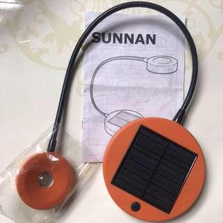 Xmas Sale! IKEA Solar Power LED Table Sunnan Cordless Lamp